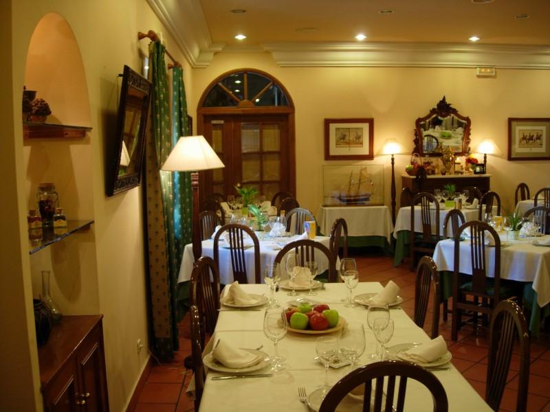 Restaurante Reina XIV, La Granja de San Ildefonso