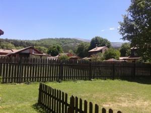 Alojamiento Las Cabañas de Valsain