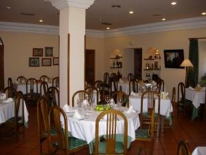 Restaurante Reina XIV. Real Sitio